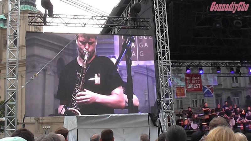 Прага, на Богемском джазовом фестивале | Praga, Bohemia International Jazz Fest 2018