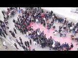 Акция ко Дню памяти жертв Геноцида армян. Москва. 2013 г.