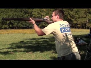 10 выстрелов за 6,5 секунд из винтовки с продольно-скользящим затвором