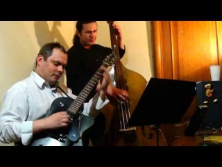 Cheesy Jazz duo - Chez Jacquet