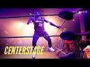 Denzel Curry vs. Flatbush Zombies Inside The Wrestling-Themed Concert CenterStage