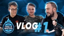 WePlay: Forge of Masters / HellRaisers Vlog 1 / MediaDay