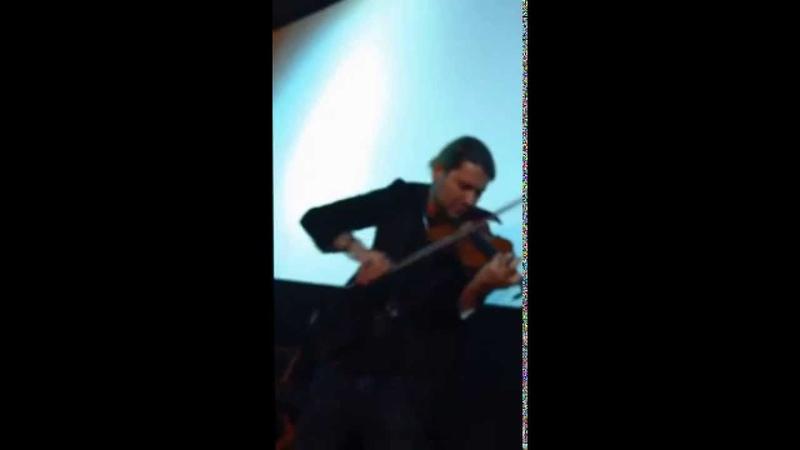 David Garrett ~ Performance after The Devil's Violinist NYC