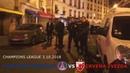 PSG FRANCE VS CRVENA ZVEZDA SERBIA CHAMPIONS LEAGUE 3 10 18