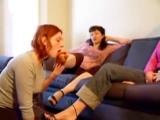 lick foot footfetish лижет ноги футфетиш