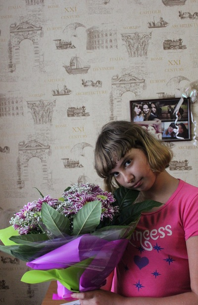 Кристина Аникиенко, 30 октября , Череповец, id177071506