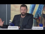 Hugh Jackman talks about preparing for naked scenes in the latest X-Men movie