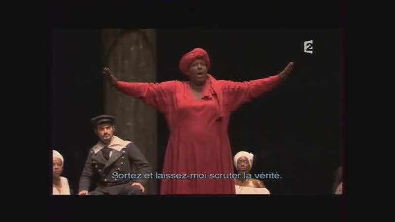 Un Ballo in Maschera (Angela Brown, Marcelo Álvarez, Ludovic Tézier, Elena Manistina; Semyon Bychkov, Opéra de Paris, 2007)
