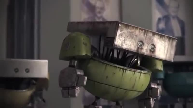 3D Animation Short Film HD Finito by Mauricio Bartok Gabriel D'orazio _ТАВЕРНА_STEAMPUNK