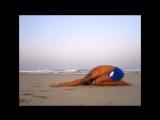 Растяжка крупных мышц и позвоночника с помощью йоги