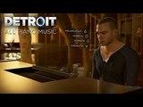 Detroit Become Human - ALL PIANO MUSIC PLAYED BY MARKUS (MelancholicHopefulIntimateEnigmatic)