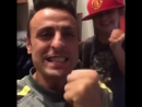 ManUnitedZone - Berbatov is all of us right now 😂🔴 🎥- [IG] mufc
