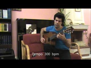 Fastest guitarist In The World - Vahid Iran Shahi
