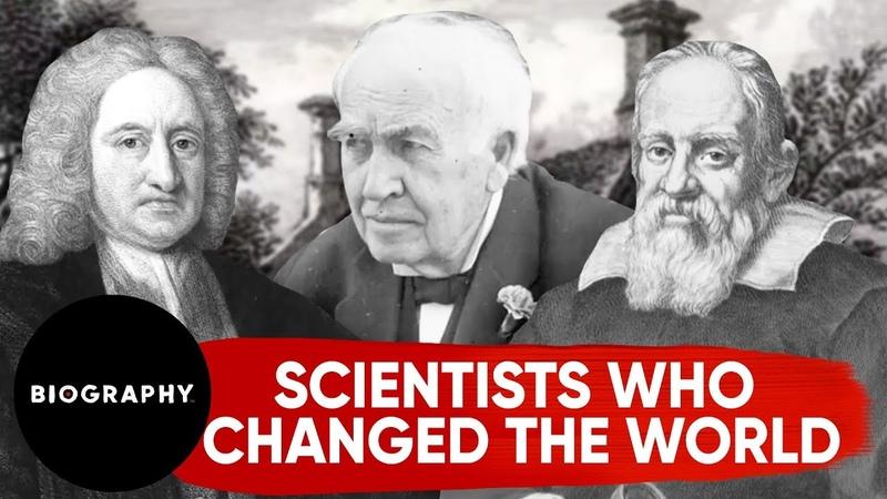 Scientists Who Changed The World | Isaac Newton, Galileo Thomas Edison