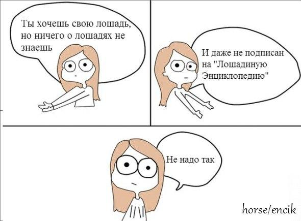 Лошадиная Энциклопедия |