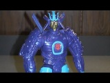 TRANSFORMERS 4 AGE OF EXTINCTION 11 &amp A HALF INCH FIGURE AUTOBOT DRIFT TOY REVIEW
