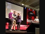 На конвенции в Париже поклонники поздравили Брайана и Холли с 20-летием сериала Зачарованные