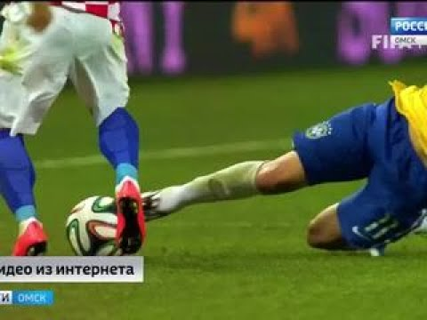 Вести Омск. чемпионат мира по футболу - Вести 24