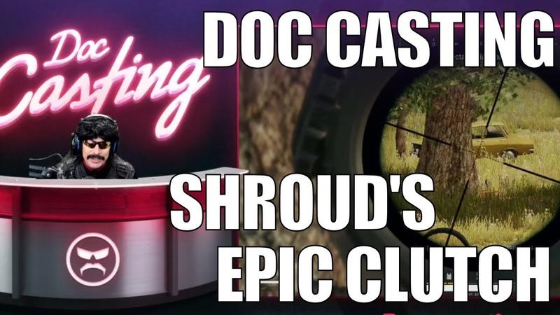 PUBG - DrDisrespect Casts Shrouds EPIC 25 Kill Clutch ▎27 March ▎