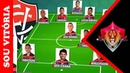 Internacional x Vitória Confira aqui o provável time do Leão e como está a preparação para o jogo