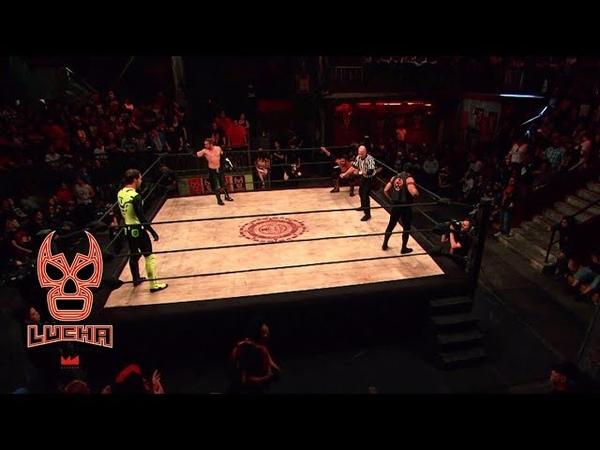 Fight of the Week Angelico vs. Son of Havoc vs. Jack Evans vs. PJ Black! (315 FOTW)