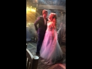 Наш свадебный танец в средневековом стиле