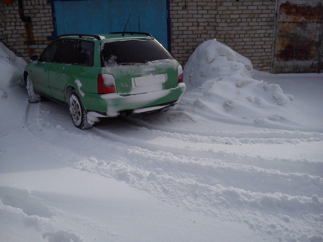 "Audi A4 Avant -""Авдотья"" - Страница 2 NuXkEsU2UyM"