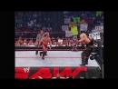 Chris Jericho Vs Kevin Nash Hair Vs Hair Match RAW 18 08 2003