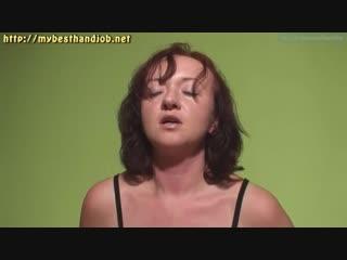 Maya дрочит член мужа до оргазма #5 (cfnm, handjob, cumshot, amateur, ruined orgasm, любительское, сперма, мастурбация,кончает)