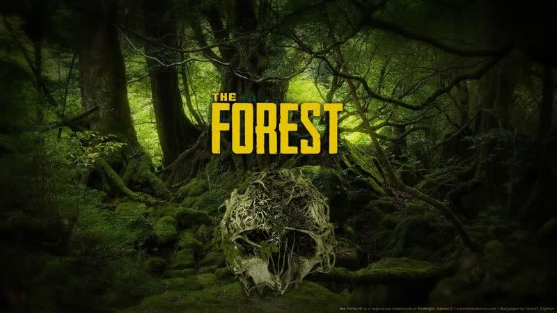 Суровое выживание на диком острове с кучей мутантов Игра The Forest