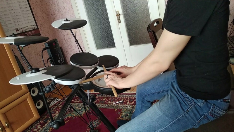 Nothing Else Metters [DrumCover]