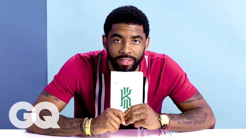 10 Things Kyrie Irving Cant Live Without | GQ