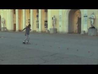 Екатерина Чекурова I Beautiful girl on roller skates