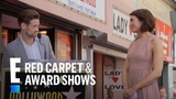 Shane West Surprises Mandy Moore at Walk of Fame Ceremony E! Red Carpet &amp Award Shows