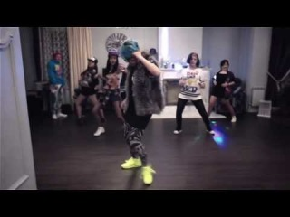 Chris Brown - Love more Dance Cover by ZAZA.