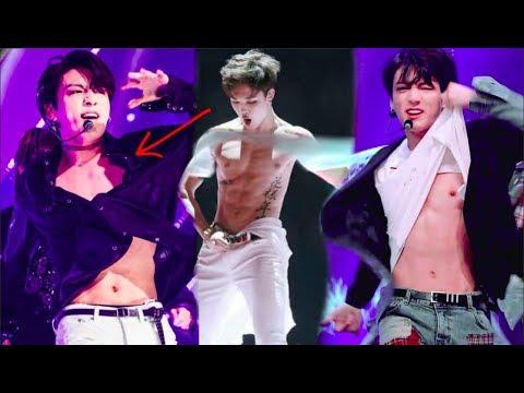 BTS Wardrobe Malfunction/Accident | 방탄소년단의 실수