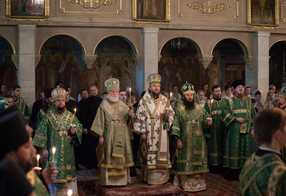 день памяти преподобного Сергия