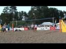 Beach volley Russia Solnechnoe 2018 M 11 Andrianov-Safonov and Samoday-Myskiv