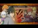 NARUTO SHIPPUDEN: Ultimate Ninja STORM 3 Full Burst PC - Sasuke VS Gaara Boss Battle