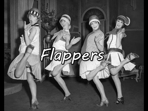 History Brief: Flappers