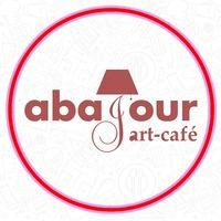 Логотип Абажур арт-кафе / г.Владимир