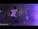 @iamsafaree VS @kevincrownmusic YALL WANNA SEE KEEP SWIPING PT3