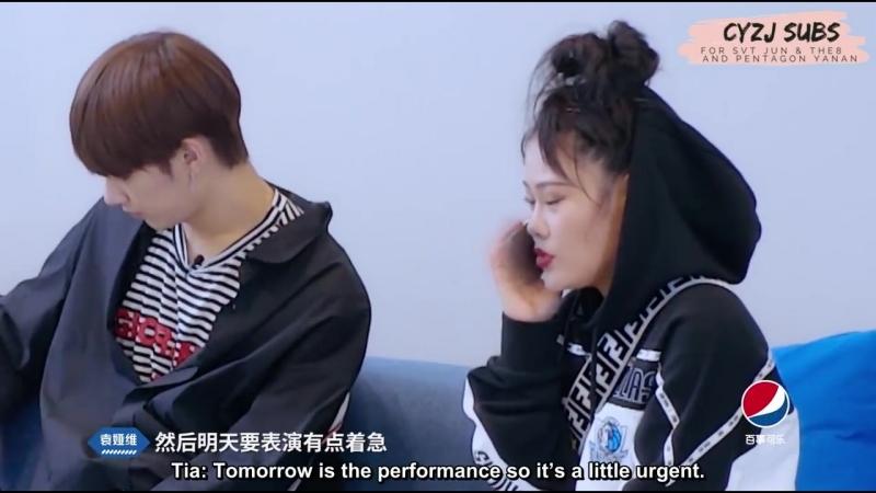 [FULL ENG SUB] 潮音战纪 Chao Yin Zhan Ji _ CYZJ - EP 7 (Seventeen Jun The8, Pentagon Yanan)