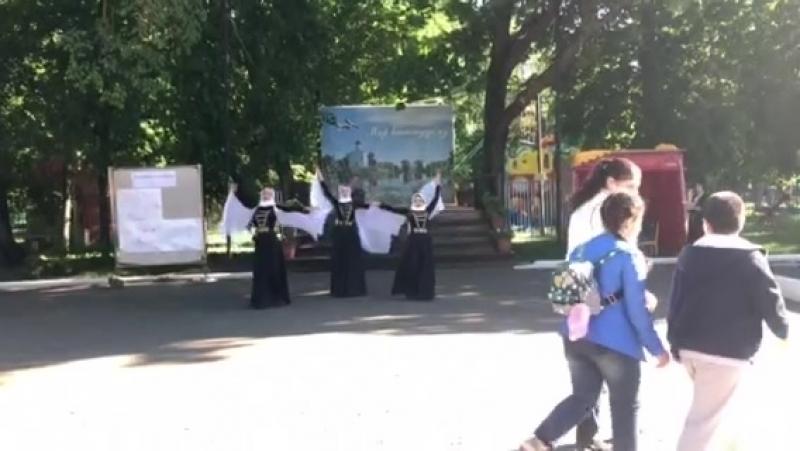 2) Выступление в парке Белинского 26.05.18 г