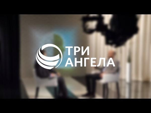 Съемки с Андреем Юнаком, Михаилом Волгиным и Павлом Жуковым в цикле «Контрасты души»
