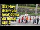 Đỗ Mạnh Gia Huy tham gia hoạt động dã ngoại/Cơ sở mầm non Hoa Hồng/dã ngoại cho bé/các bé dã ngoại