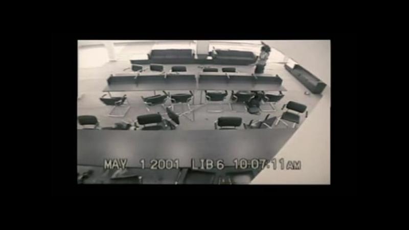 Бойня в Колумбине Видео с камер наблюдения Эрик Харрис и Дилан Клиболд