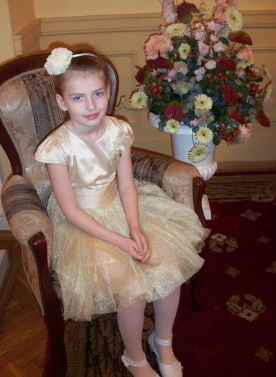 Ксения Лисина, 19 ноября 1994, Санкт-Петербург, id74551805