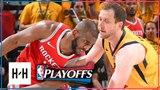 Houston Rockets vs Utah Jazz - Game 4 - Highlights 2018 NBA Playoffs