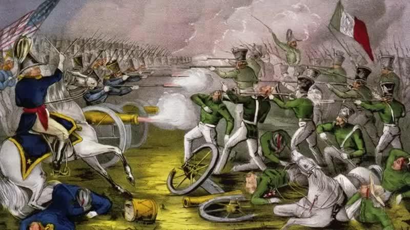 Американо-мексиканская война . (рассказывает историк Андрей Исэров)